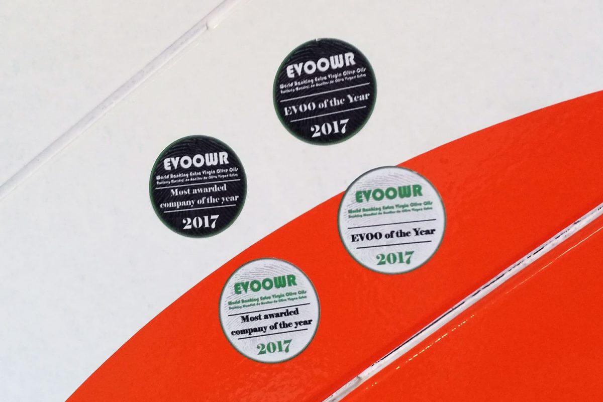 Pegatinas circulares - Impresión en vinilo