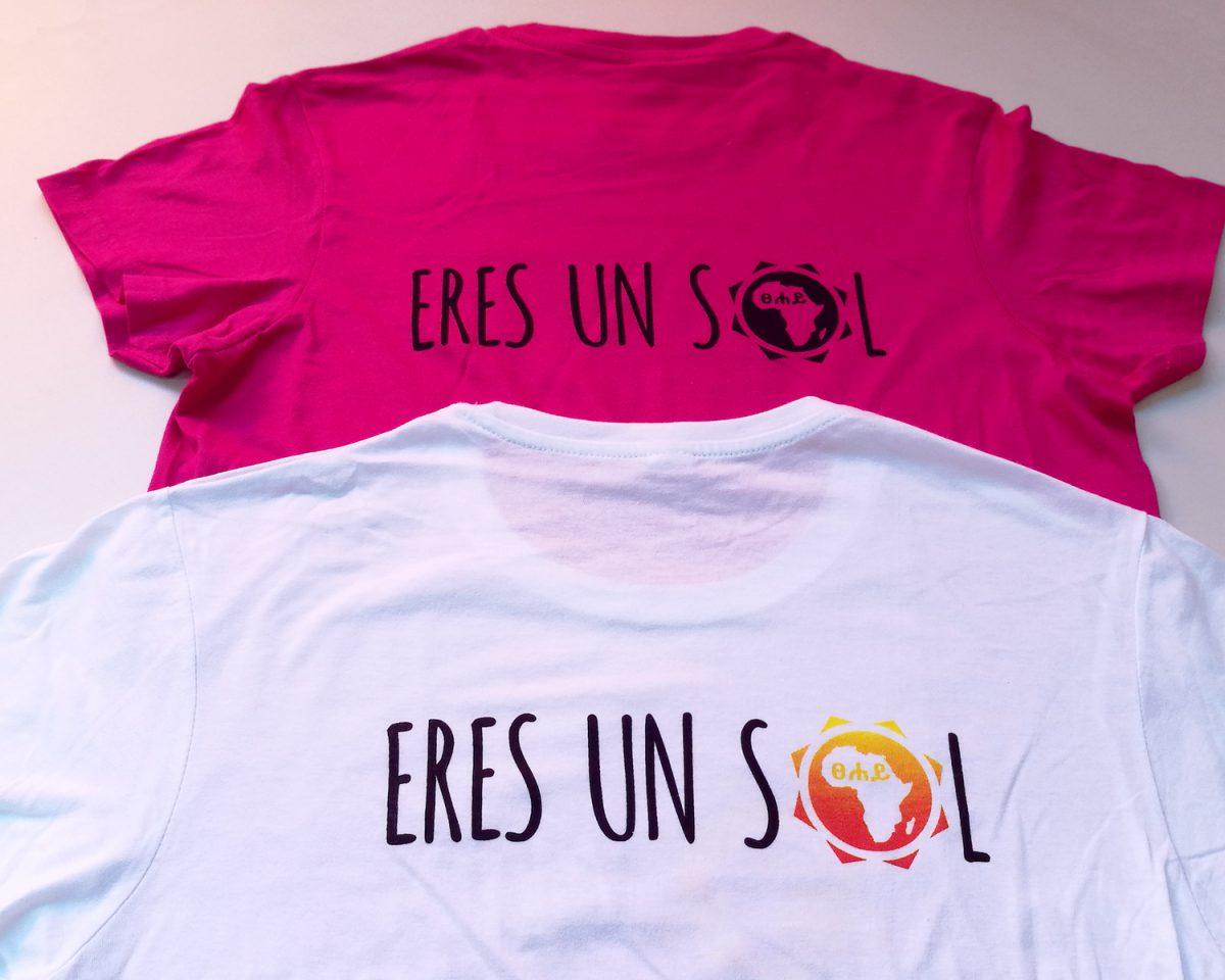 Camisetas Serigrafiadas para ONG